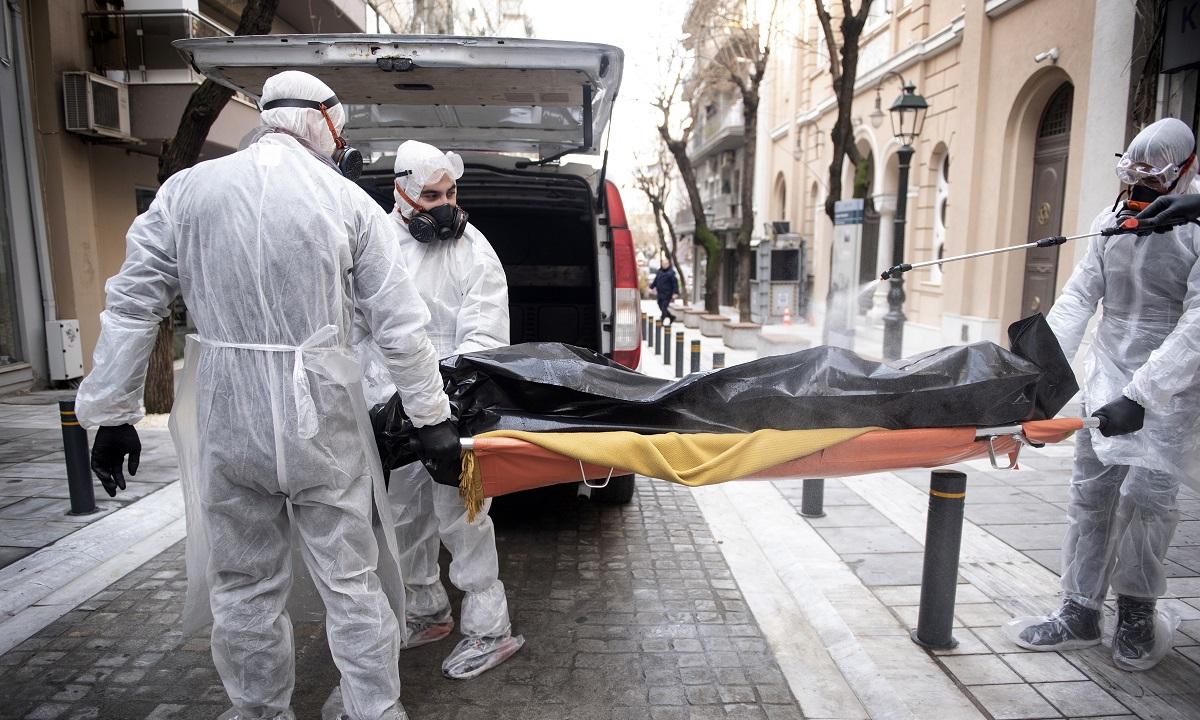 Κορονοϊός: Δύο νεκροί σε Κέρκυρα και Καστοριά -70 στο σύνολο