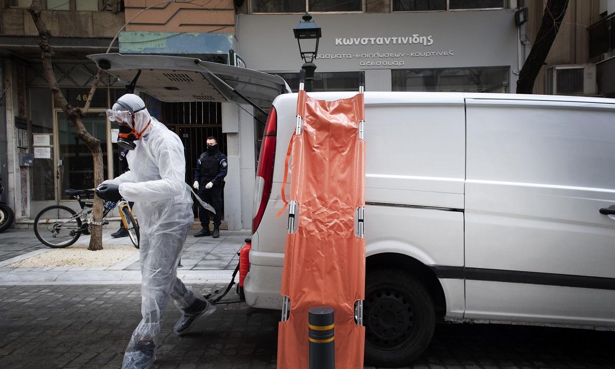 Κορονοϊός – Ελλάδα: Τρεις ακόμη νεκροί -Στους 76 συνολικά