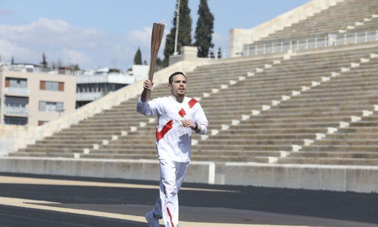 Λευτέρης Πετρούνιας: Αγκαλιά με την πρόκριση στους Ολυμπιακούς!