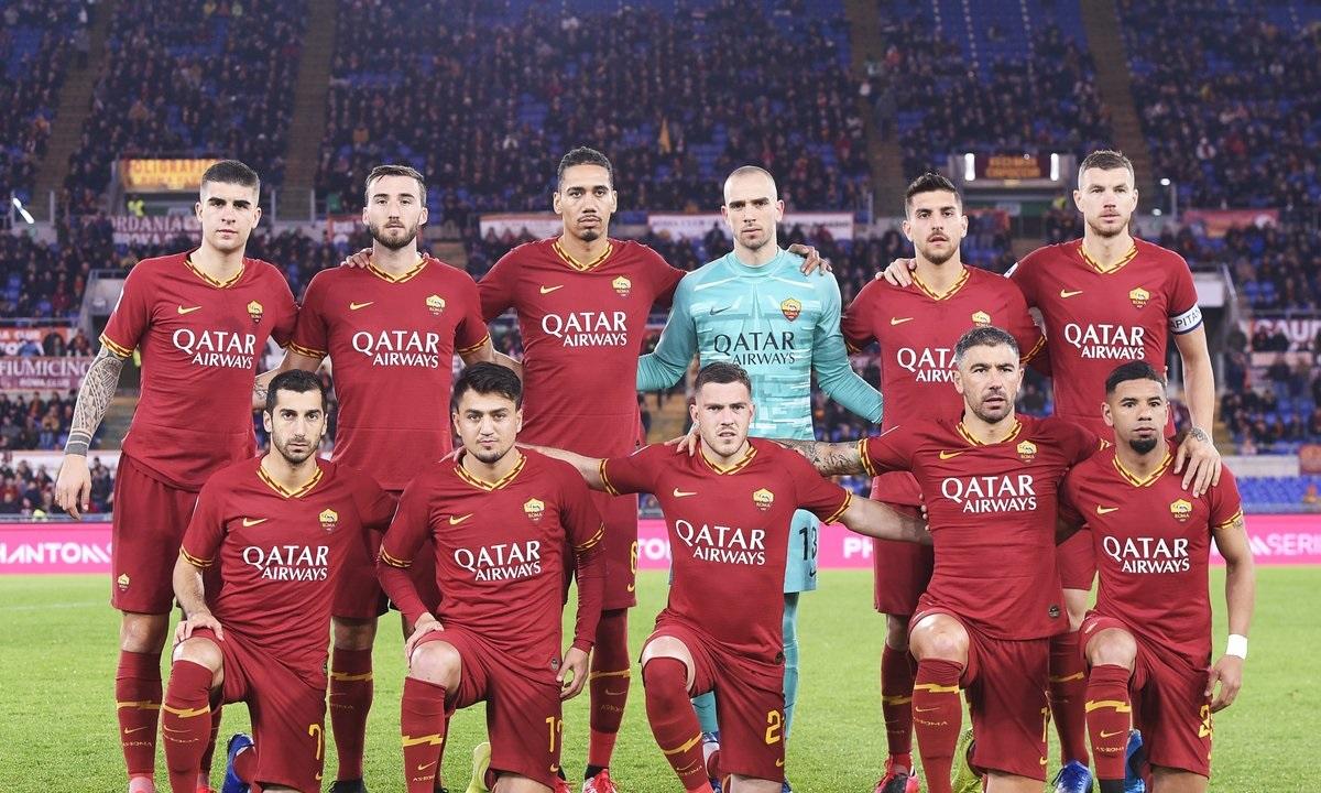 Η Ρόμα, η τρίτη ομάδα που γυρίζει από διαφορά τριών γκολ