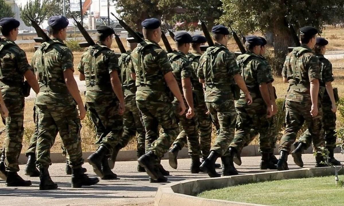 Κορονοϊός: Αναβάλλεται η κατάταξη των στρατευσίμων της Γ' ΕΣΣΟ