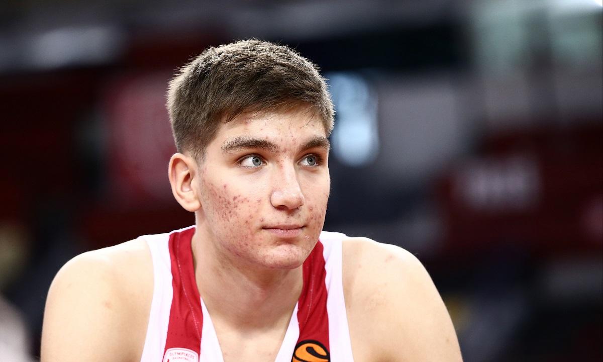 Ολυμπιακός: Στο NCAA ο Ζευγαράς (pic)