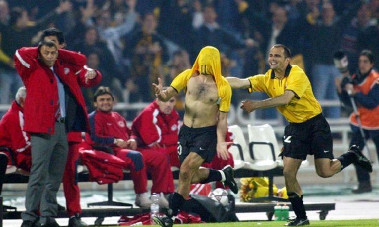 27/4/2002: Το κύπελλο της ΑΕΚ επί του Ολυμπιακού με υπογραφή Ίβιτς