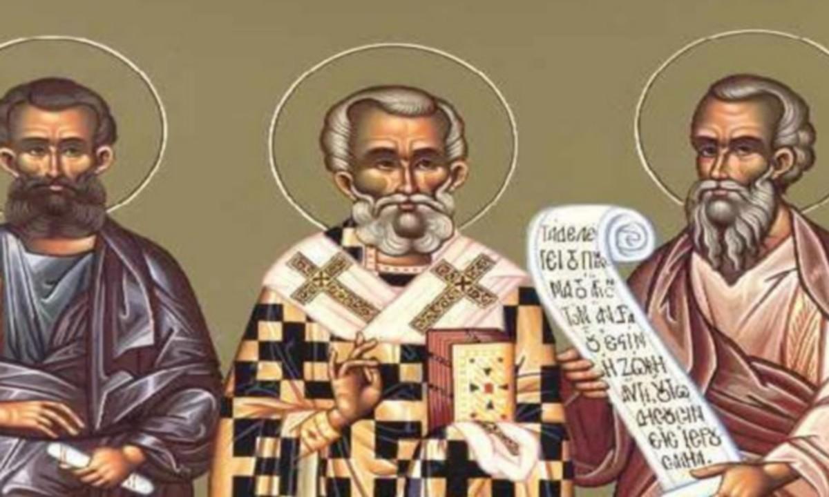 Εορτολόγιο Τετάρτη 8 Απριλίου: Ποιοι γιορτάζουν σήμερα