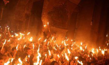 Άγιος Φως: Το απόγευμα στην Αθήνα – Δεν θα δοθεί στους πολίτες