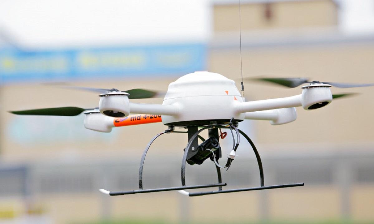 Κορονοϊός: Έλεγχος με… drone στον Δήμο Φυλής