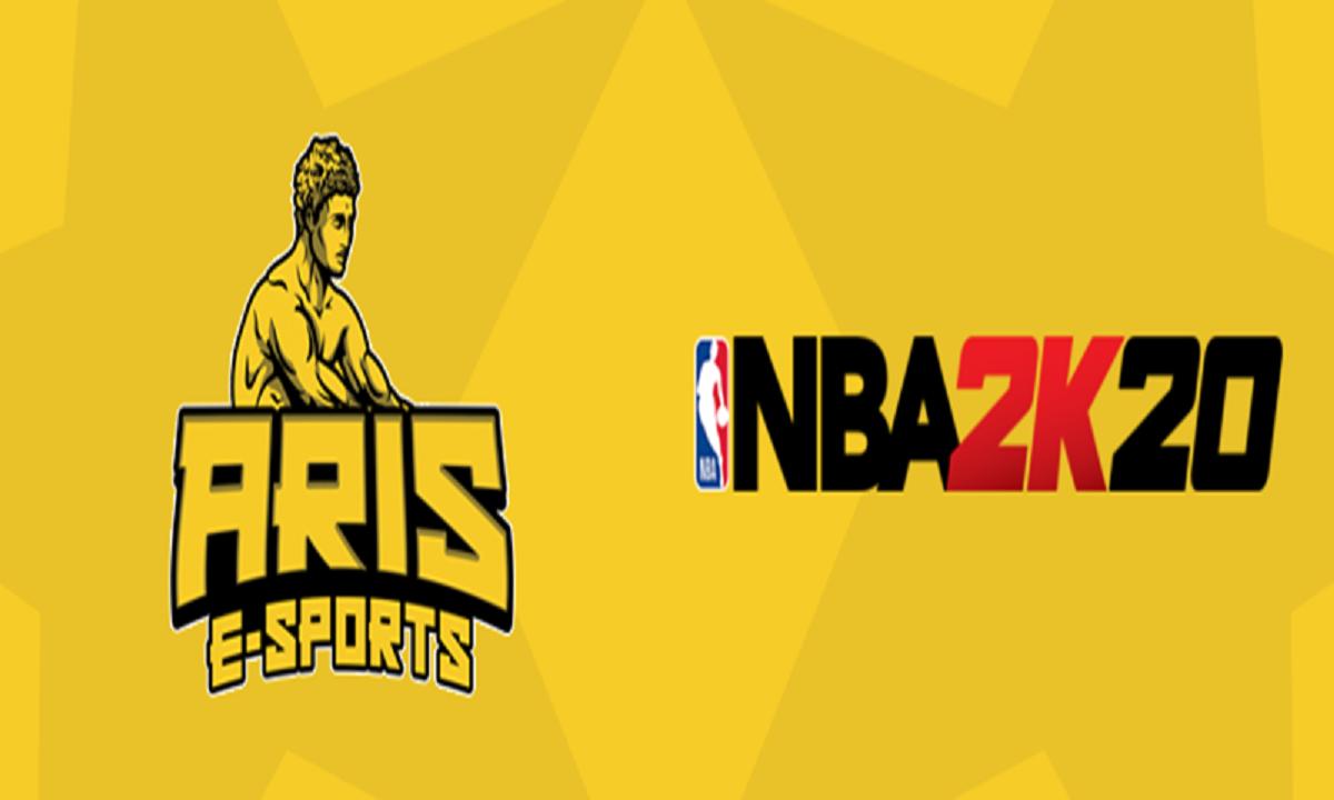 ΑΣ Άρης: Ίδρυσε την δική του ομάδα eBasketball στο NBA 2Κ20