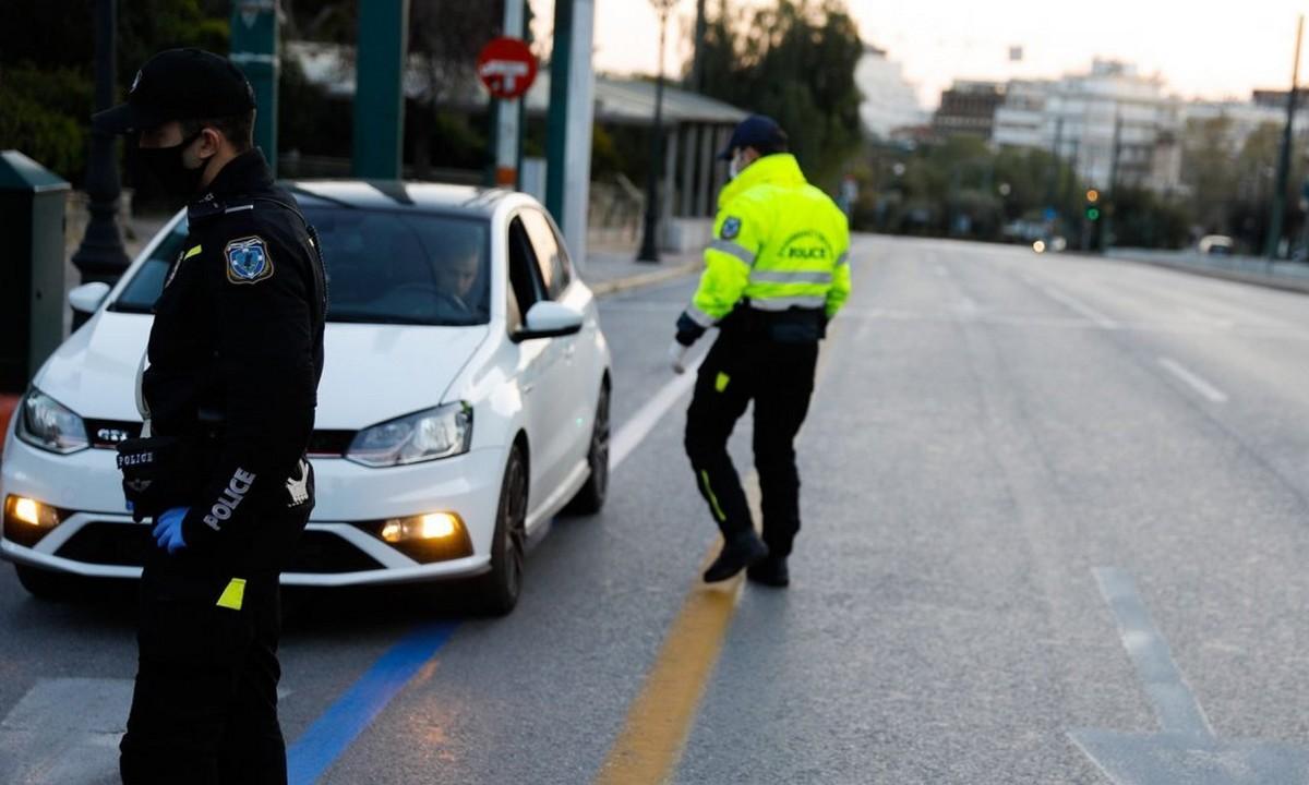 Απαγόρευση κυκλοφορίας: Έτσι θα κινούνται οι εργαζόμενοι