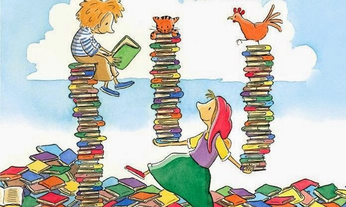 Παγκόσμια Ημέρα Παιδικού Βιβλίου - Sportime.GR