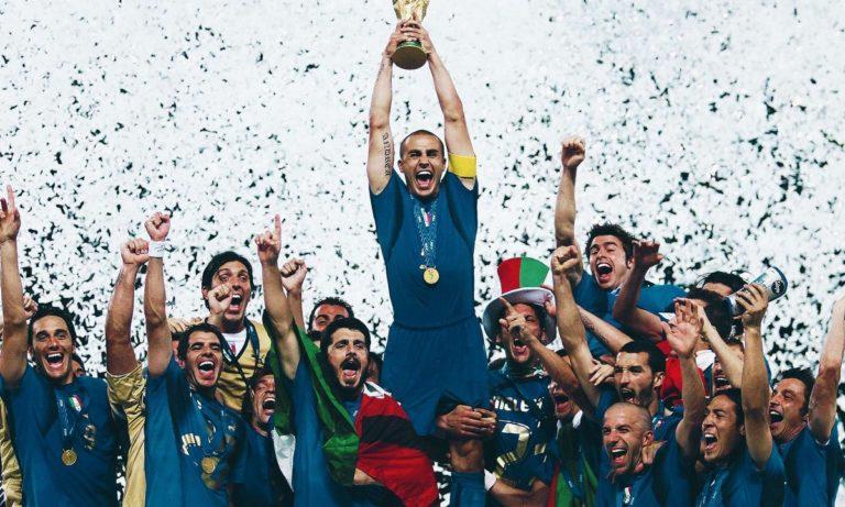 Καναβάρο στους Ιταλούς: «Να πιστέψουμε στη νίκη όπως στο Μουντιάλ του 2006»