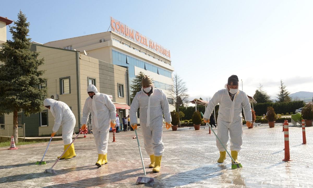 Κορονοϊός: Συνολικά 3.081 οι νεκροί, στα 117.589 τα κρούσματα στην Τουρκία