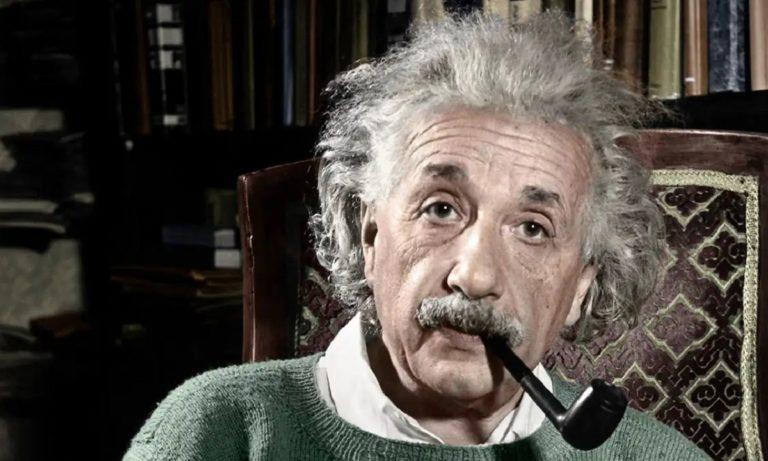 Σαν σήμερα (18/04) «φεύγει» από τη ζωή ο Άλμπερτ Αϊνστάιν
