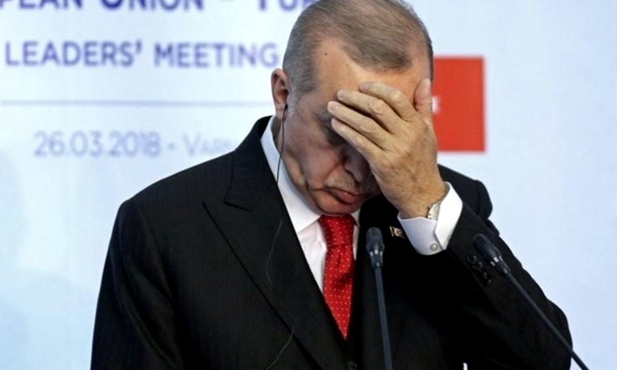 Τουρκία: «Μαύρα» σύννεφα για Ερντογάν | sportime.gr