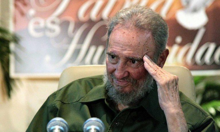 Φιντέλ Κάστρο: Σαν σήμερα (19/04) αποσύρεται από την ηγεσία της Κούβας