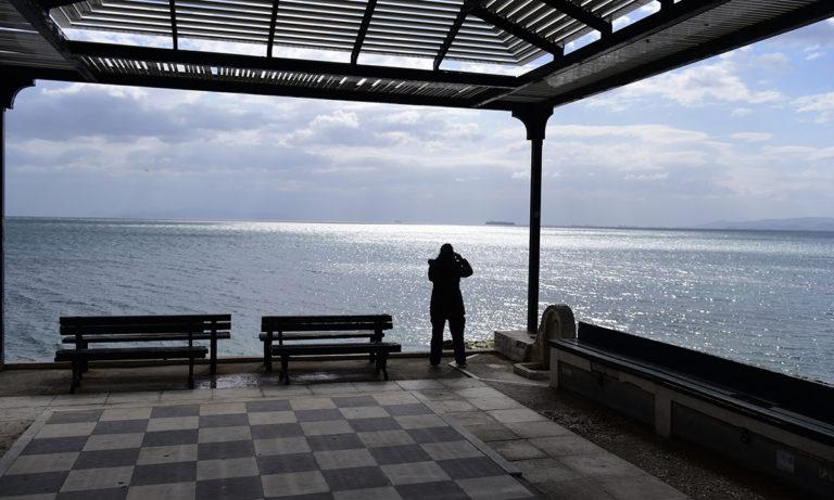 Κορονοϊός: Ο Φλοίσβος όπως πρέπει να είναι (pics)
