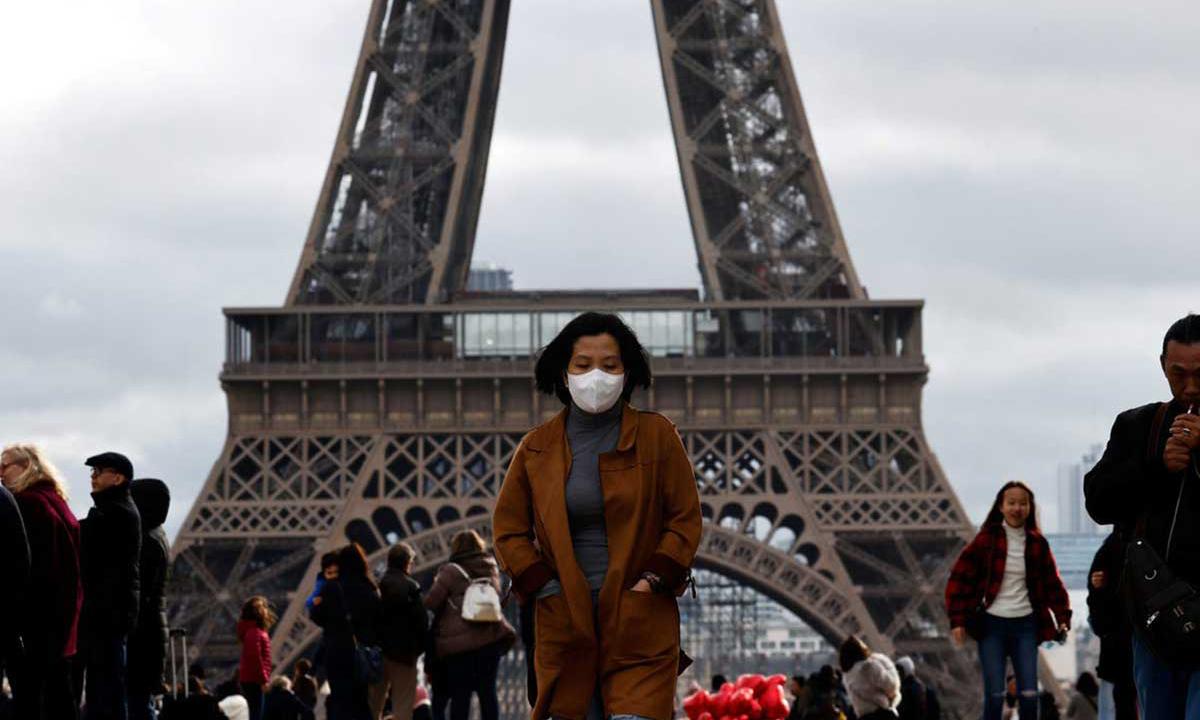 Γαλλία: Για πρώτη φορά δεν ανακοίνωσε καθημερινό αριθμό νεκρών