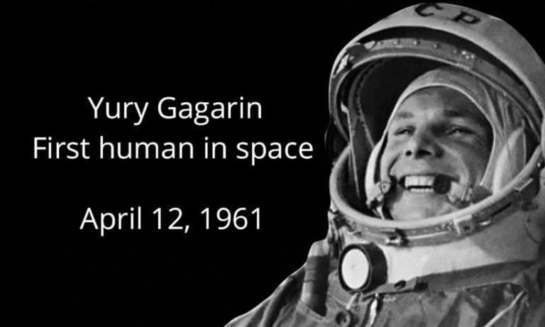 12 Απριλίου 1961: Ο Γιούρι Γκαγκάριν ξεκινά την περιπέτεια του διαστήματος