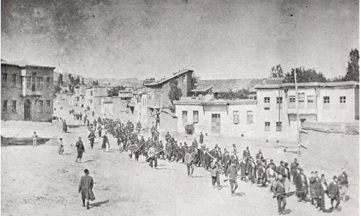 Γενοκτονία των Αρμενίων: Όταν «μάτωσε» ένας ολόκληρος λαός