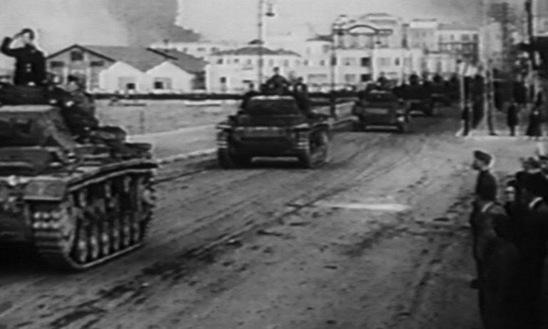 6 Απριλίου 1941: Γερμανική εισβολή στην Ελλάδα (vids)