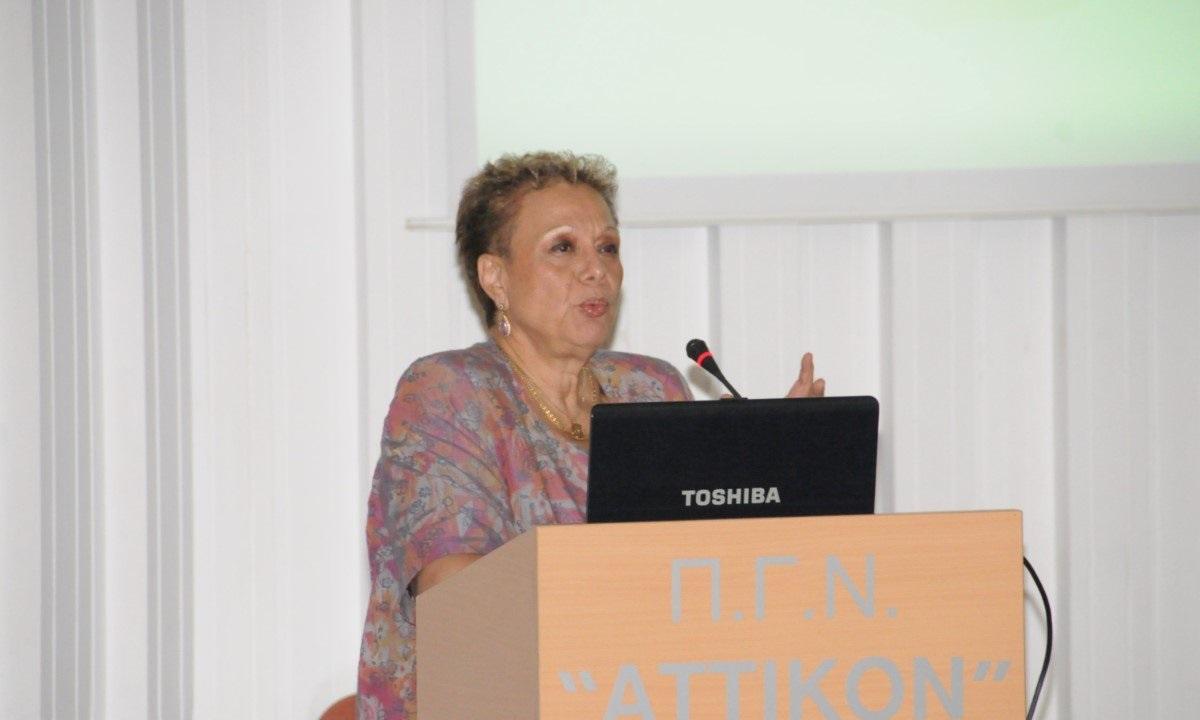 Ελένη Γιαμαρέλου – Καθηγήτρια Παθολογίας Λοιμώξεων: «Πρώτη θα πάω να κοινωνήσω»