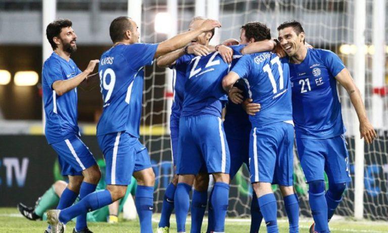 «Greek Legends 2004»: Έβαλαν… γκολ στον κορονοϊό