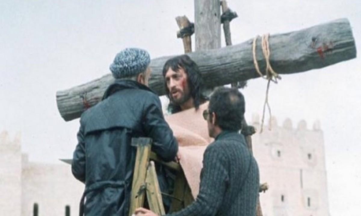 Ιησούς από τη Ναζαρέτ: Η ιστορία πίσω από τη σκηνή του Σταυρού