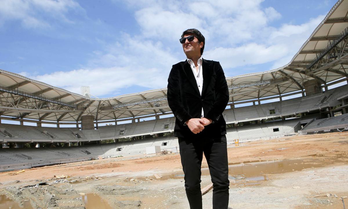 Ιβιτς: Πάτησε το... γήπεδο που έβαλε τελευταίος γκολ (pics-vid)