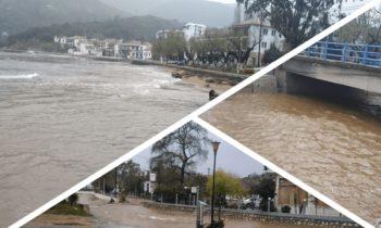 Κακοκαιρία: Τρεις περιοχές σε κατάσταση έκτακτης ανάγκης