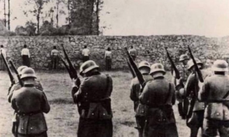 Σαν σήμερα οι Γερμανοί εκτελούν 270 κατοίκους στην Κλεισούρα