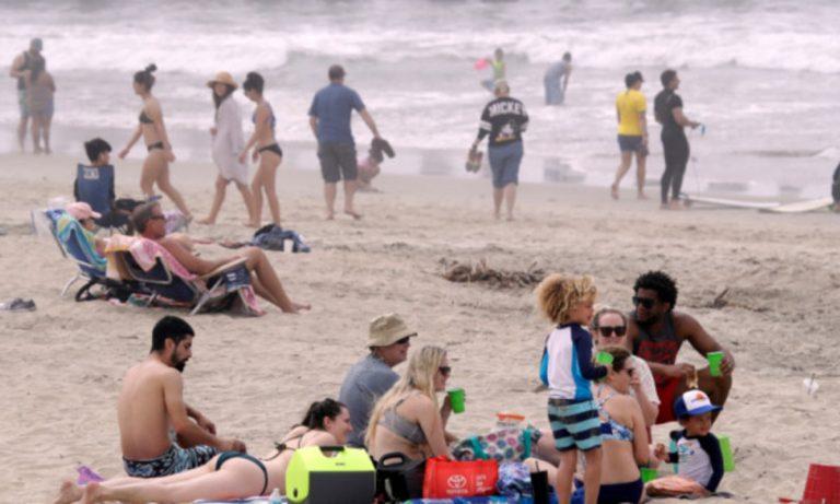 Κορονοϊός – Καλιφόρνια: Νέο «λουκέτο» – Κλείνουν πάρκα και παραλίες