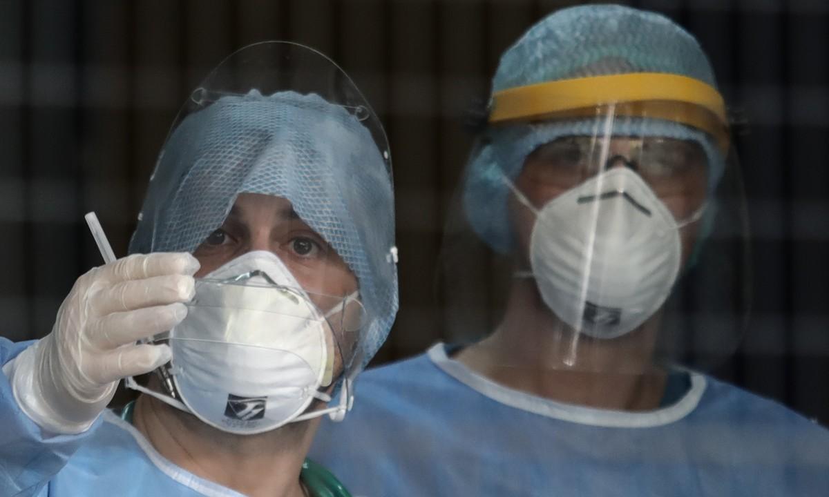 επιστήμονες Κορονοϊός ασθενείς: Συγκλονιστικές μαρτυρίες (vid)