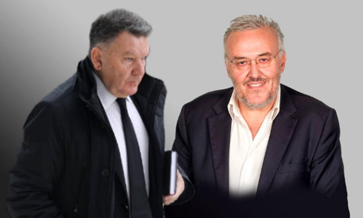 Κούγιας – Θωμαΐδης: Τα είπαν ραδιοφωνικά, σα να μην τρέχει τίποτα!