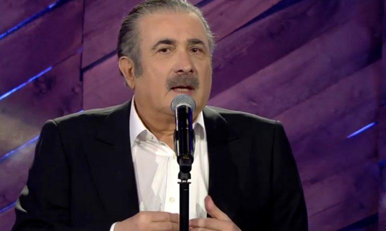 Λαζόπουλος: «Δεν είμαι αισιόδοξος ότι όλο αυτό θα τελειώσει τον Μάιο»