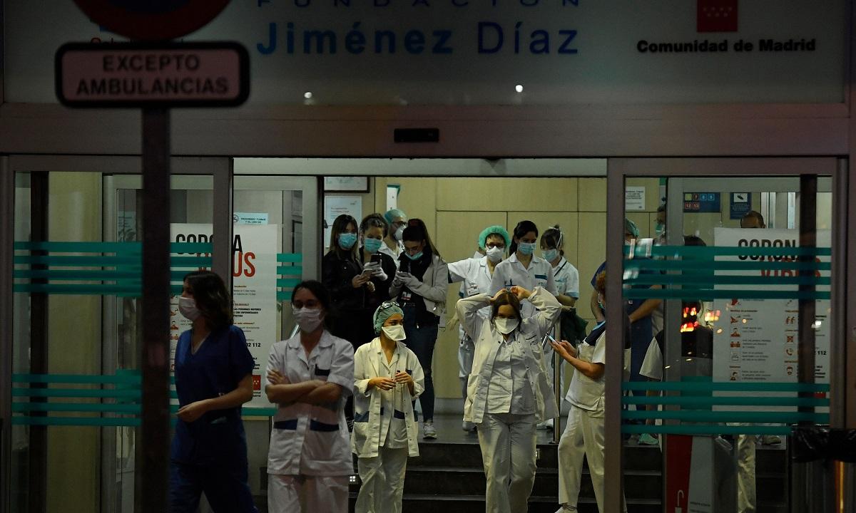 Κορονοϊός στην Ισπανία: Ελπίδα στον εφιάλτη -674 νεκροί σε 24 ώρες (vid)
