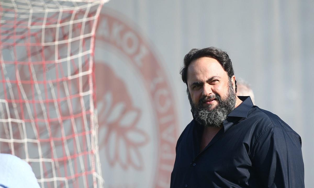 Μαρινάκης στους παίκτες: «Θέλω το νταμπλ!» - Sportime.GR