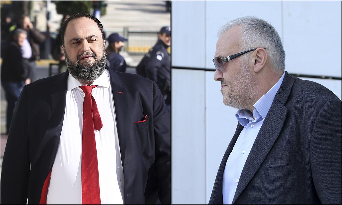 Θωμαΐδης – Δίκη: «Εισήγηση με κίνδυνο υποβιβασμό Ολυμπιακού»