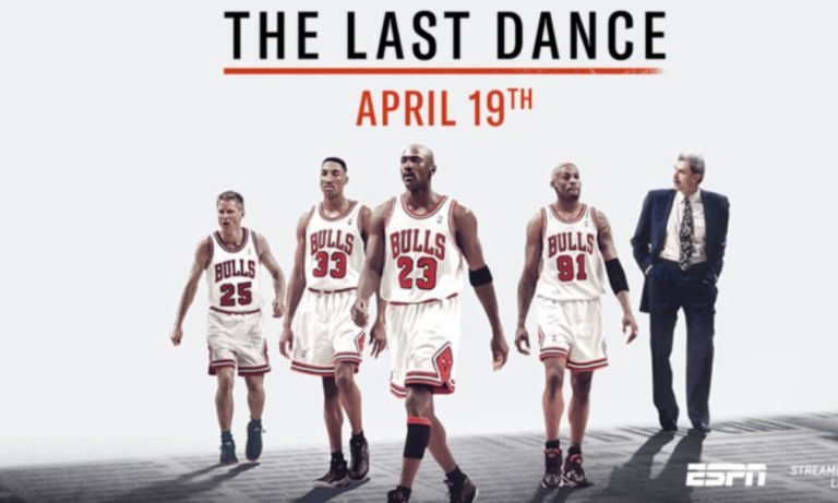 Last Dance: Τo Netflix επιβεβαίωσε πότε θα προβάλλει το ντοκιμαντέρ για τον Τζόρνταν!