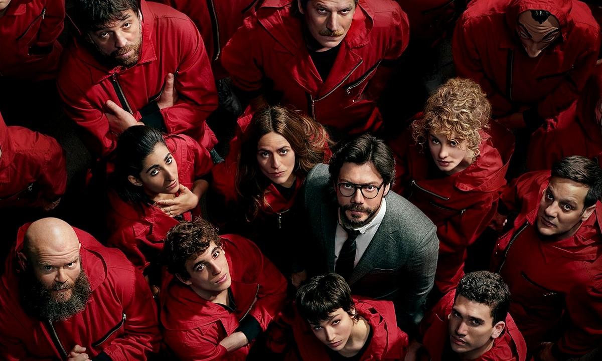 La Casa de Papel: «Στον αέρα» τη 4η σεζόν – Θα αντέξει το Netflix;