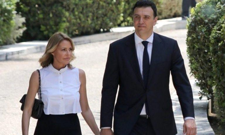 Η Μπαλατσινού και τα 11 εκατ. ευρώ του «Μένουμε σπίτι»