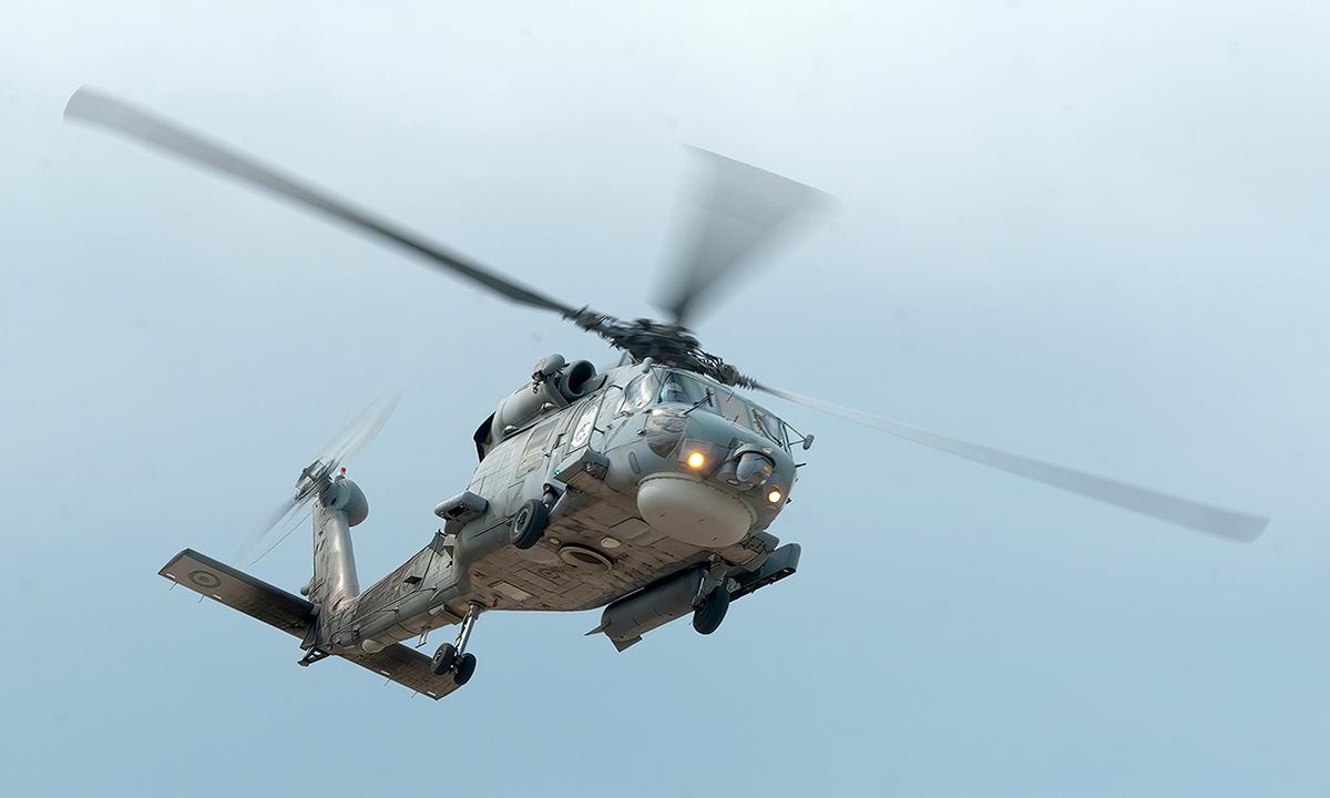 Έκτακτο: Αγνοείται ελικόπτερο του ΝΑΤΟ στην Κεφαλονιά (vid)