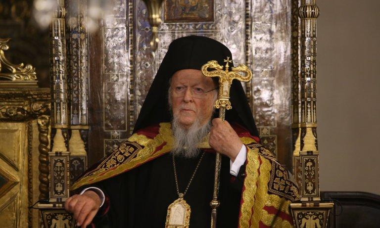 Οικουμενικός Πατριάρχης: Με πόνο ψυχής έπρεπε να πάρουμε την απόφαση για κλειστούς Ναούς