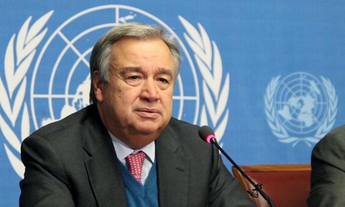 Κορονοϊός – ΟΗΕ: «Η χειρότερη παγκόσμια κρίση μετά τον Β' Παγκόσμιο Πόλεμο»