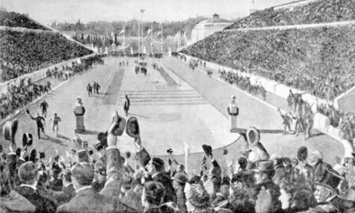1896: Οι πρώτοι Σύγχρονοι Ολυμπιακοί Αγώνες στην Αθήνα (vid) - Sportime.GR