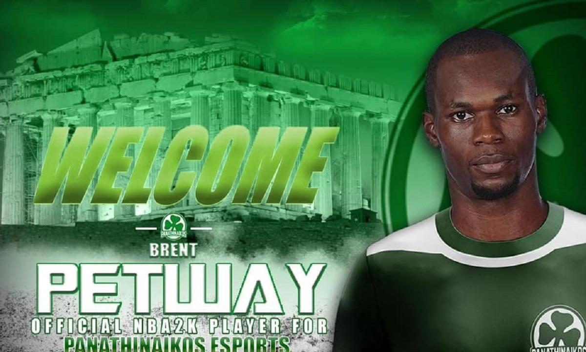 Παναθηναϊκός: Στα «πράσινα» ο πρώην παίκτης του Ολυμπιακού, Μπρεντ Πέτγουεϊ! (pic)