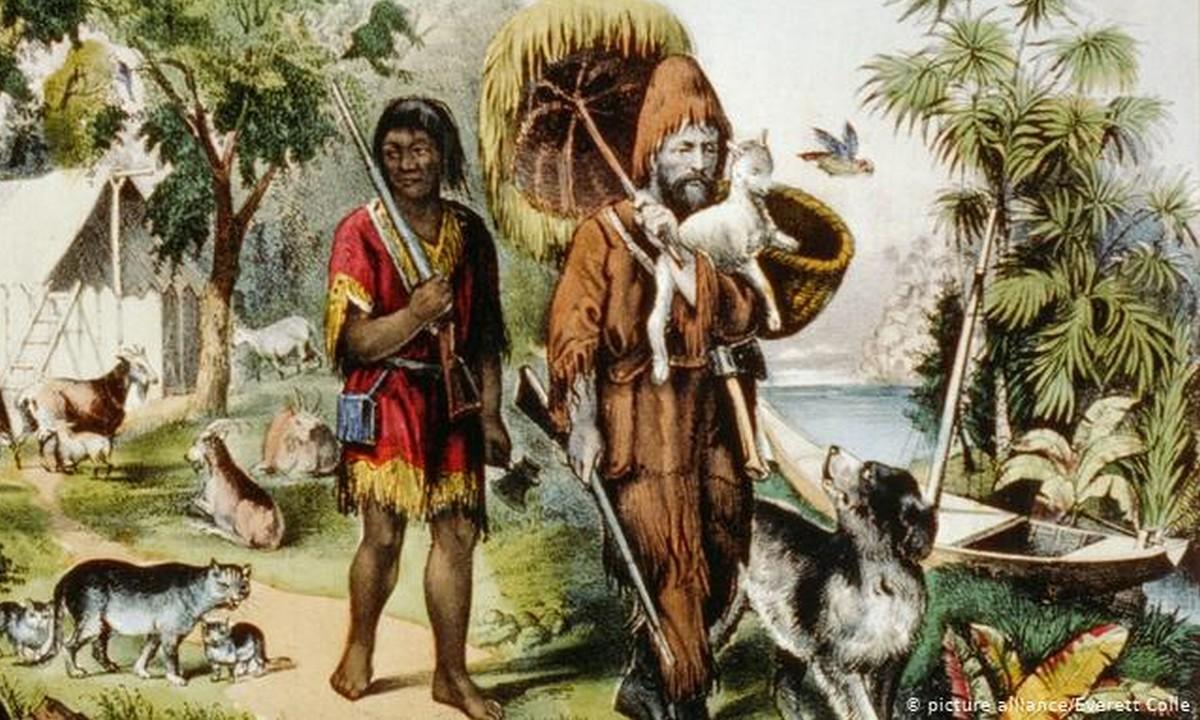 «Ο Ροβινσώνας Κρούσος» παίρνει «σάρκα και οστά» (vids)