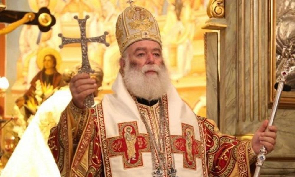 Πατριάρχης Θεόδωρος: Το Φως της Ανάστασης ξεπερνά απαγορεύσεις
