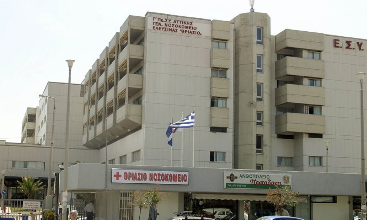 Κορονοϊός – Ελλάδα: Πέθανε 63χρονος στο Θριάσιο – Στα 125 τα θύματα