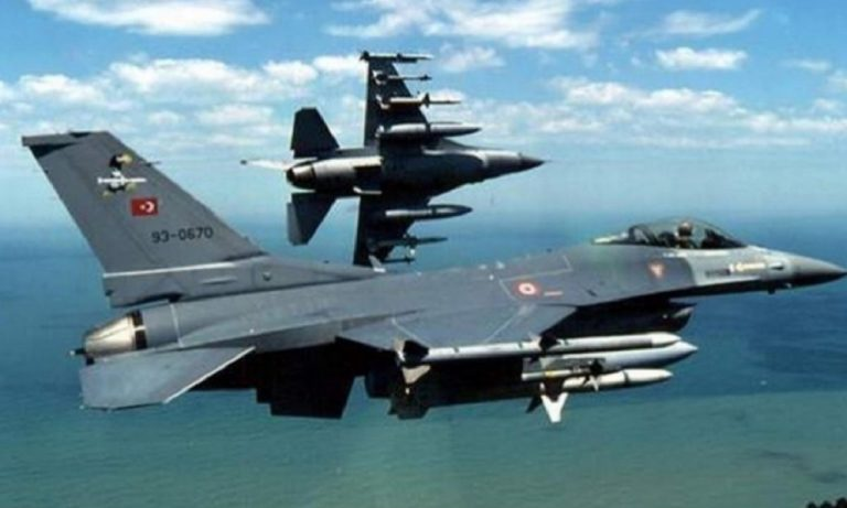 F-16: Νέες παραβιάσεις τουρκικών μαχητικών στο Αιγαίο