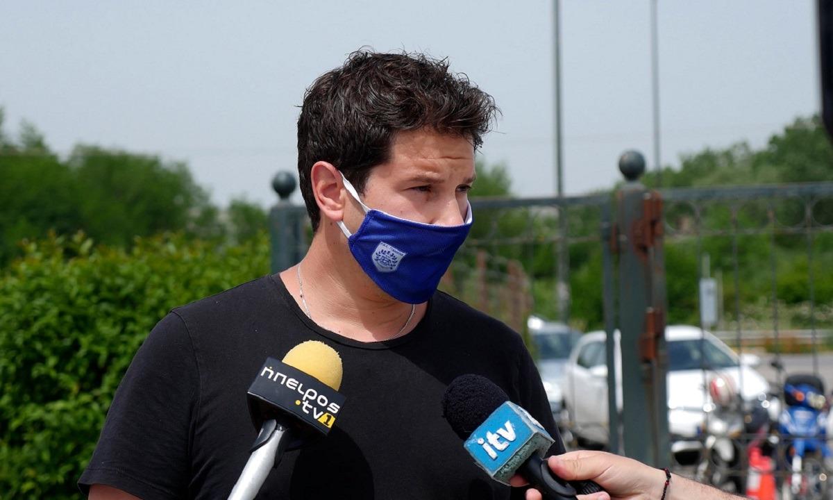 Γιαννίκης: «Δείξαμε τι αξίζουμε στο γήπεδο – Ρίσκο η επιστροφή»