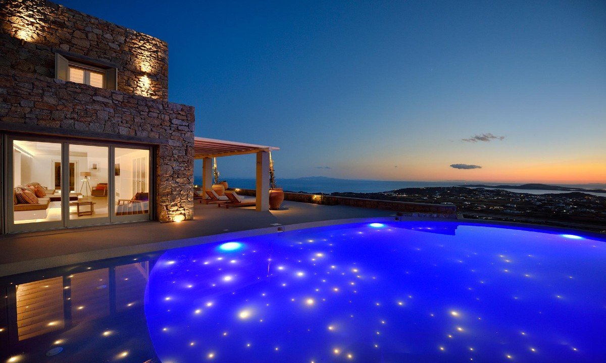 Τουρισμός: Διακοπές σε πολυτελείς βίλες από 50 ευρώ την ημέρα (pic) - Sportime.GR